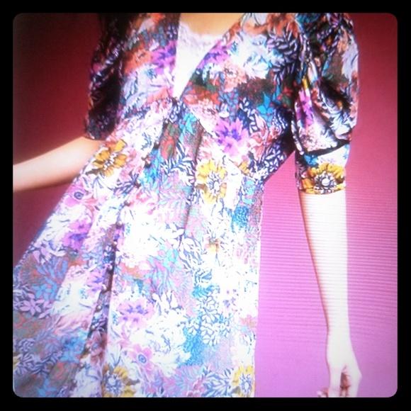 Anthropologie Dresses & Skirts - Anthropologie Valencia Dress